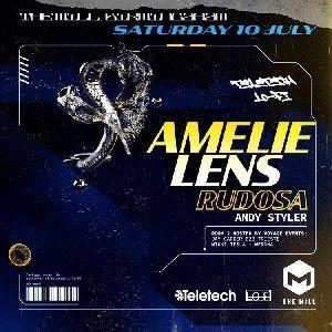 Amelie Lens w/ Teletech & Lo-Fi 👽 thumbnail