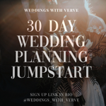 Join Our 30 Day Wedding Planning Jumpstart thumbnail
