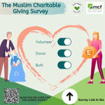 The Muslim Charitable Giving Short Survey: Tell us about your experiences of donating and volunteering or both with a Muslim Charity thumbnail