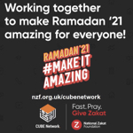NZF & CUBE Network working together to help make Ramadan '21 amazing! CLICK to find out more. thumbnail