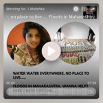 RJ Malishka on Maharashtra  Floods and what people can do to support thumbnail